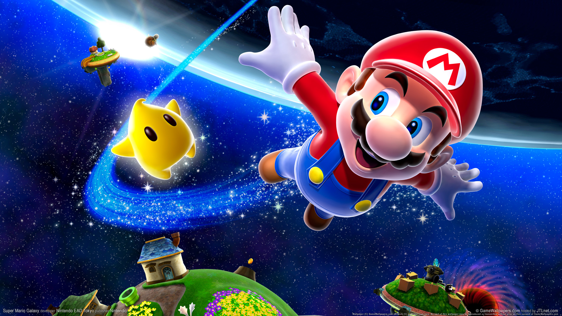 Super Mario HD