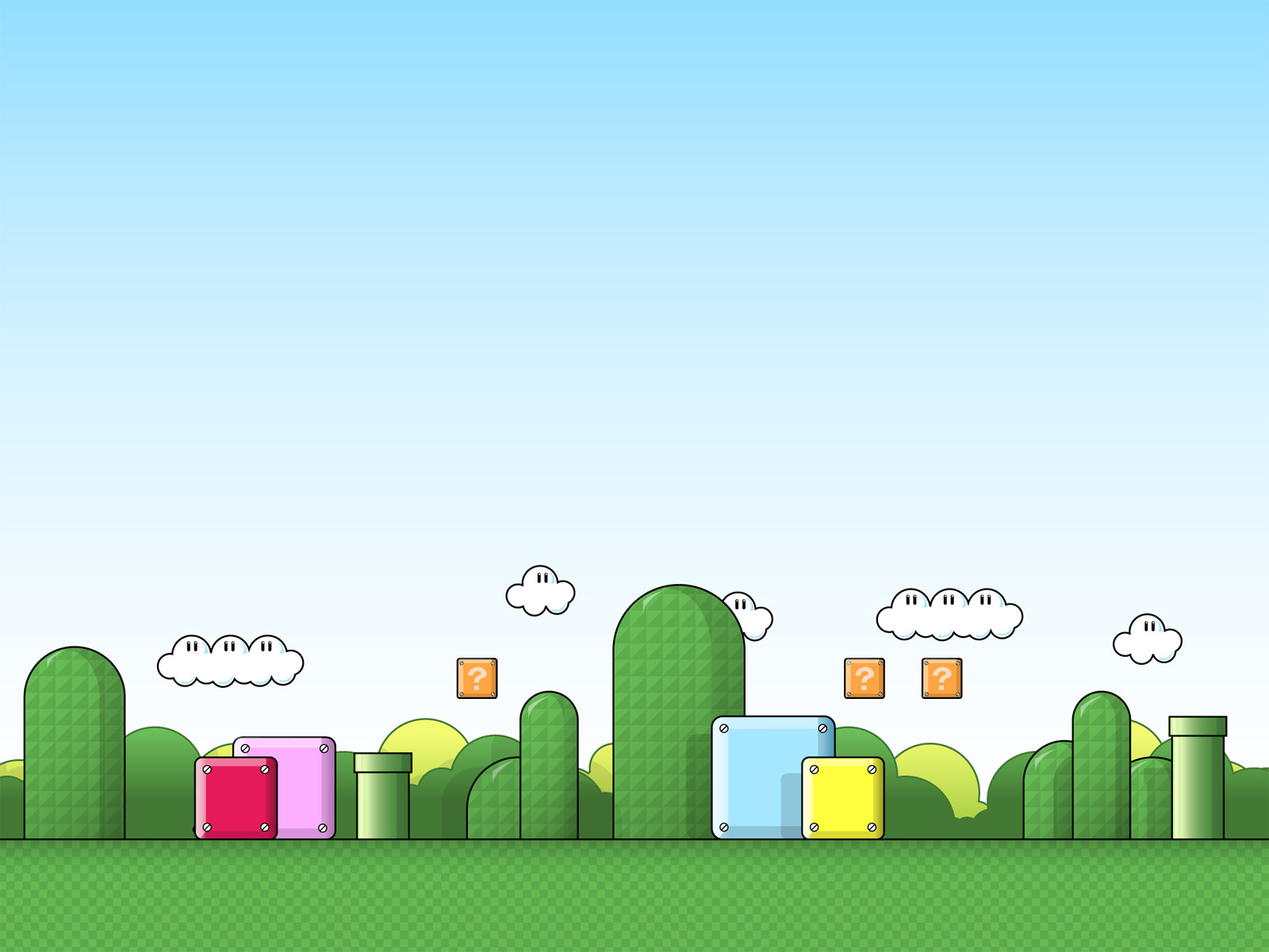 43 Super Mario Bros wallpapers for your PC, mobile phone, iPad, iPhone.