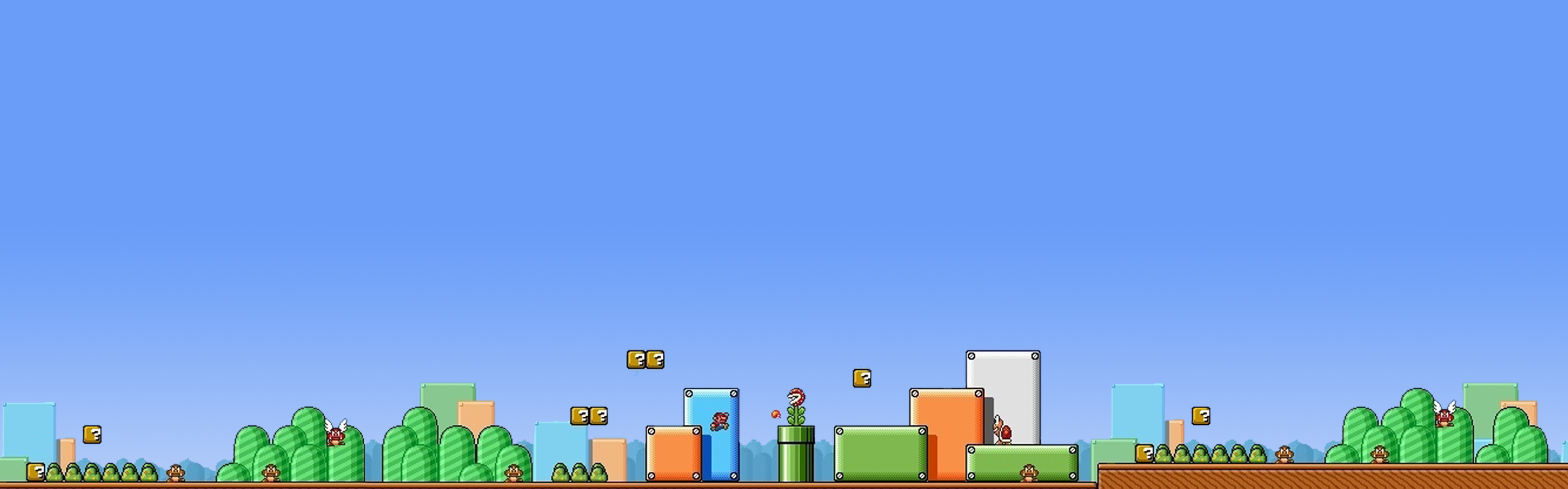 Super Mario Wallpaper by sylviaK86 Super Mario Wallpaper by sylviaK86