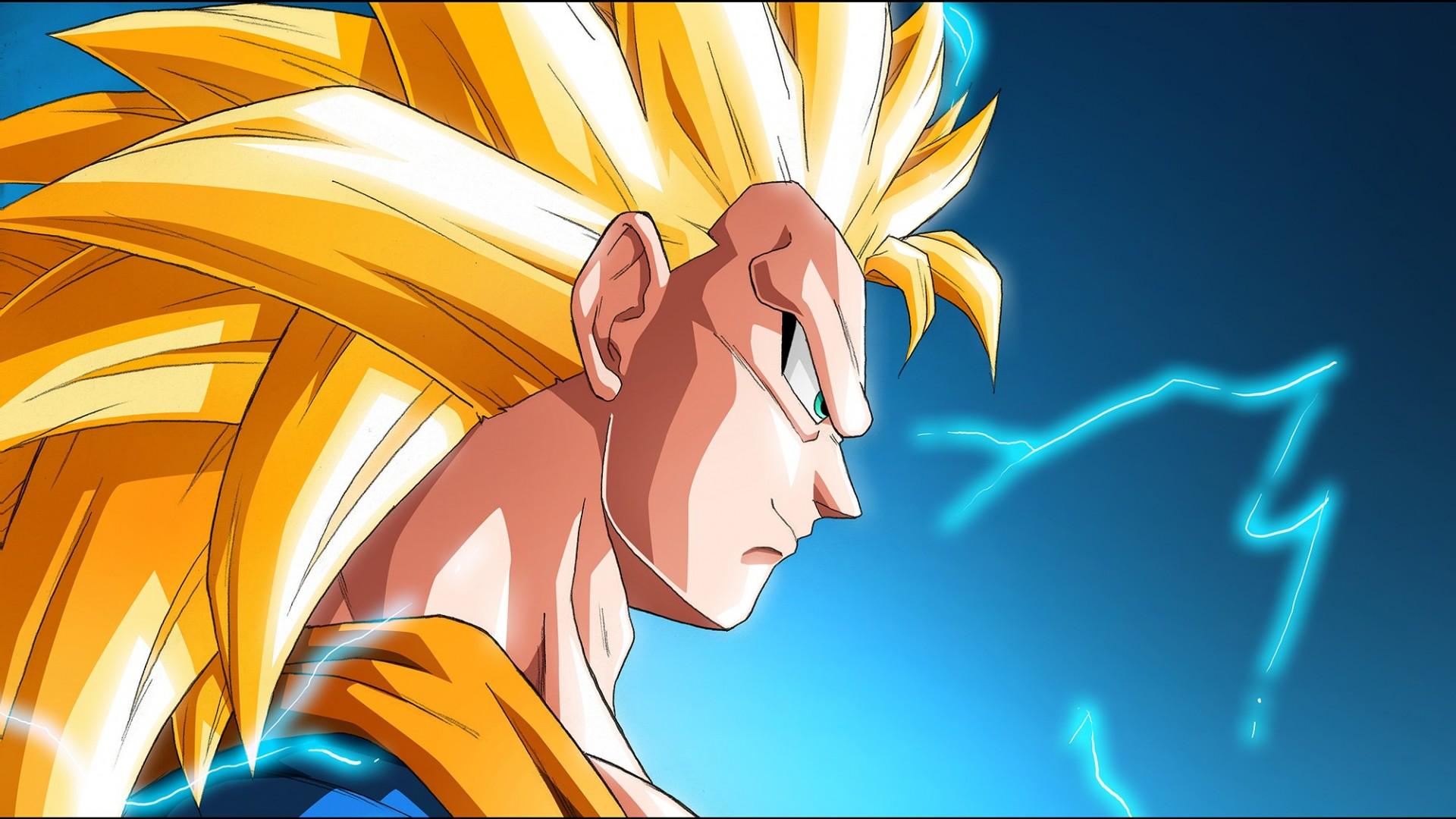 Goku Super Saiyan 29072