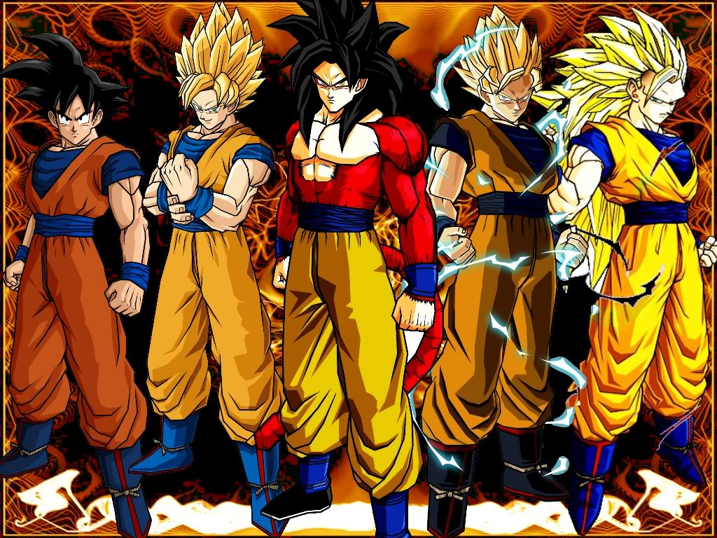 Goku super saiyan 2 wallpaper. Goku super saiy.