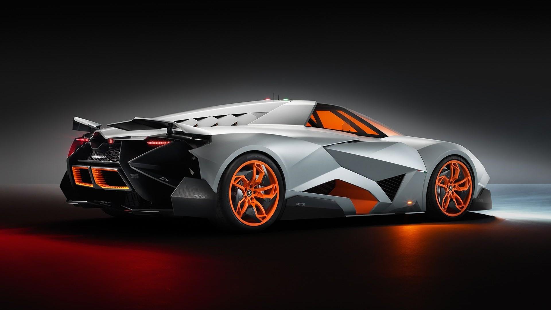 2013 Lamborghini Egoista supercar