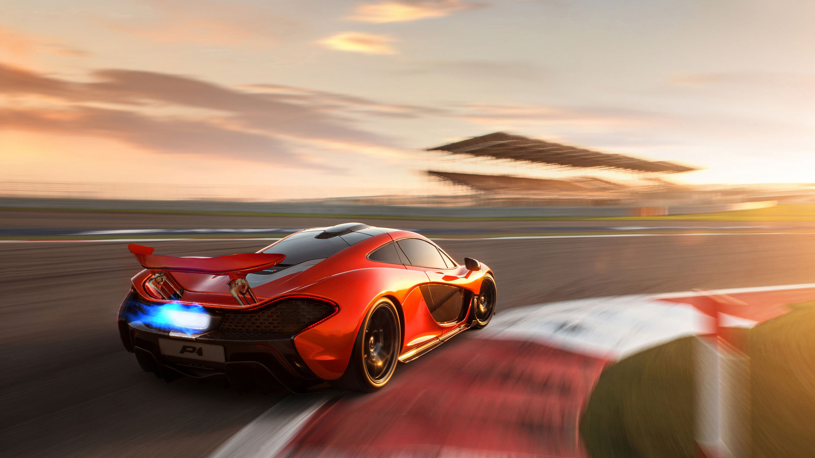 McLaren supercar wallpaper download 49679