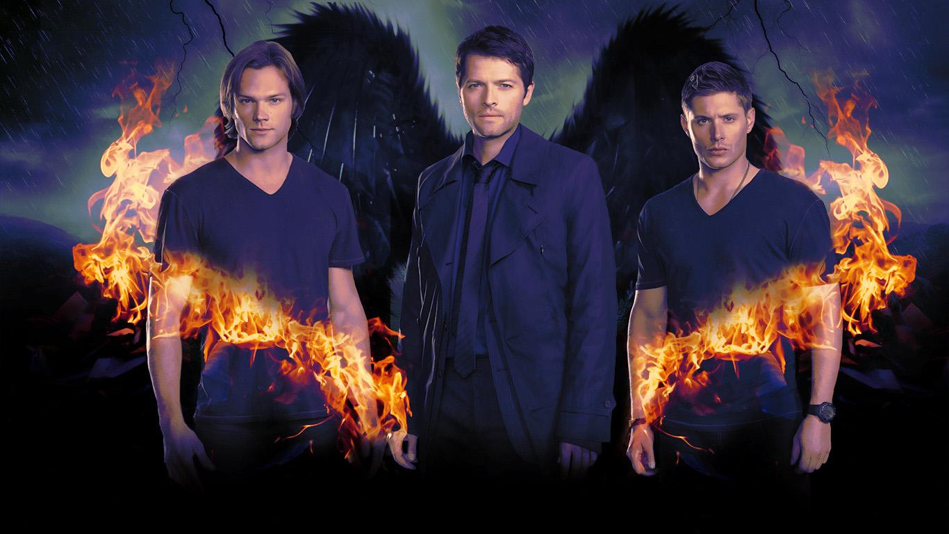 Supernatural wallpaper 1366x768 3383