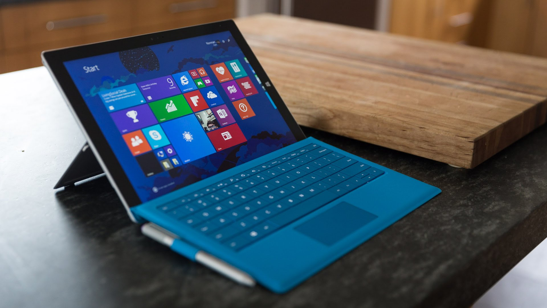 Tested In-Depth: Microsoft Surface Pro 3