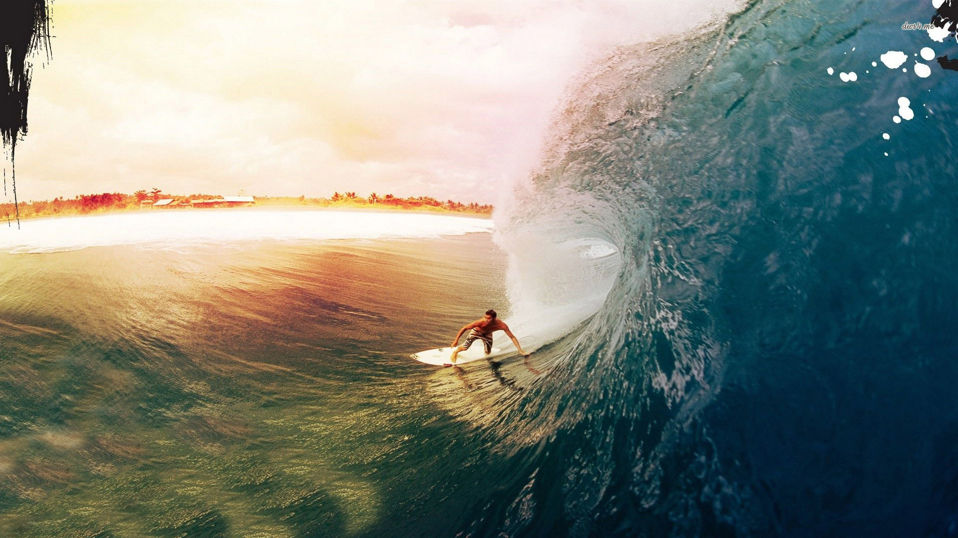... Surfer wallpaper 1920x1080 ...