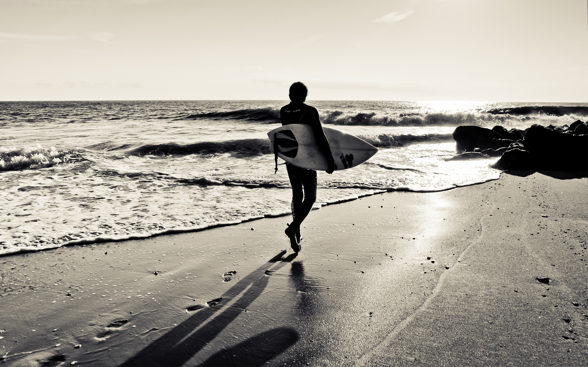 ... Surfer Wallpaper ...