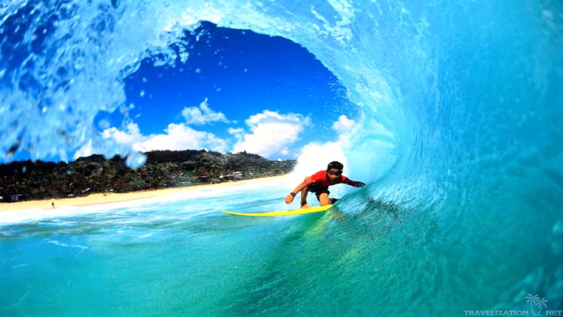 ... 2560×1920. Beautiful Scene Surfing Wallpapers