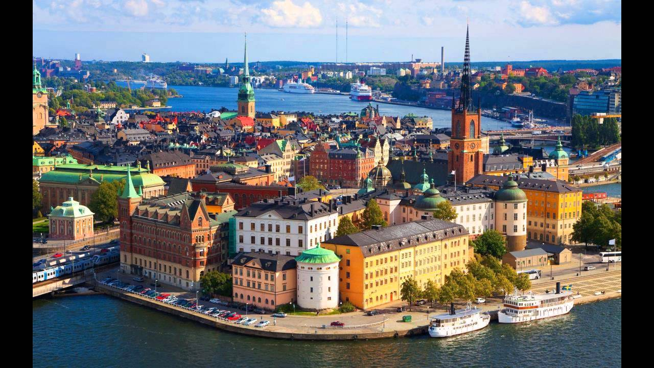 Beautiful Sweden Landscape - hotels accommodation yacht charter guide