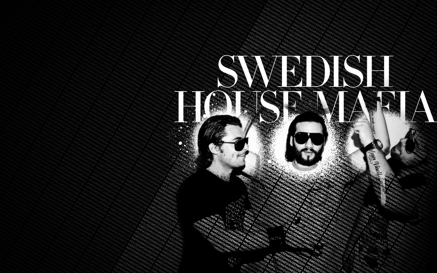 Swedish House Mafia Wallpaper 1680x1050
