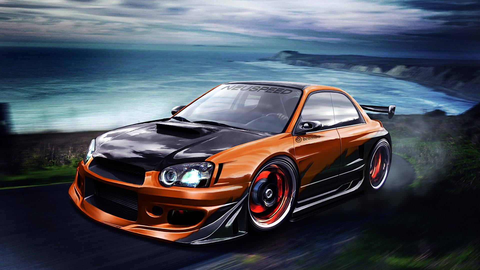 Sweet Car Backgrounds