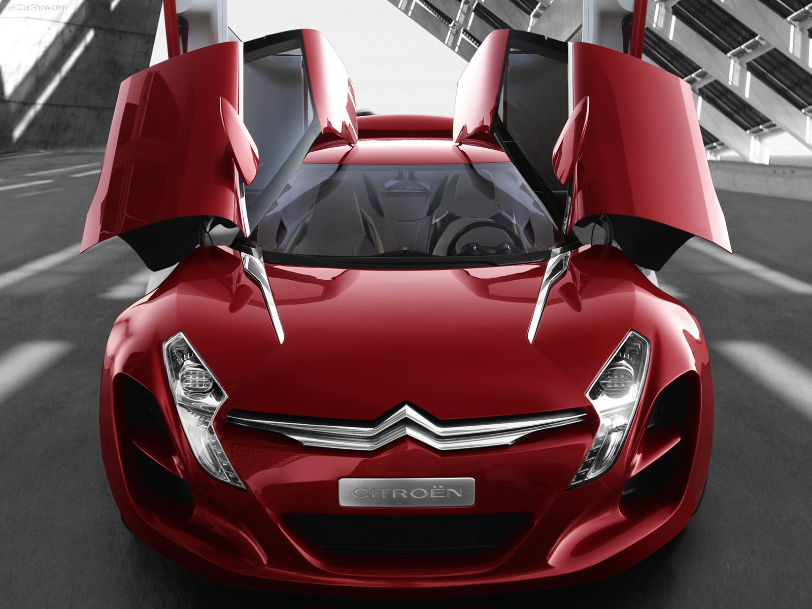 Sweet Citroen Wallpaper