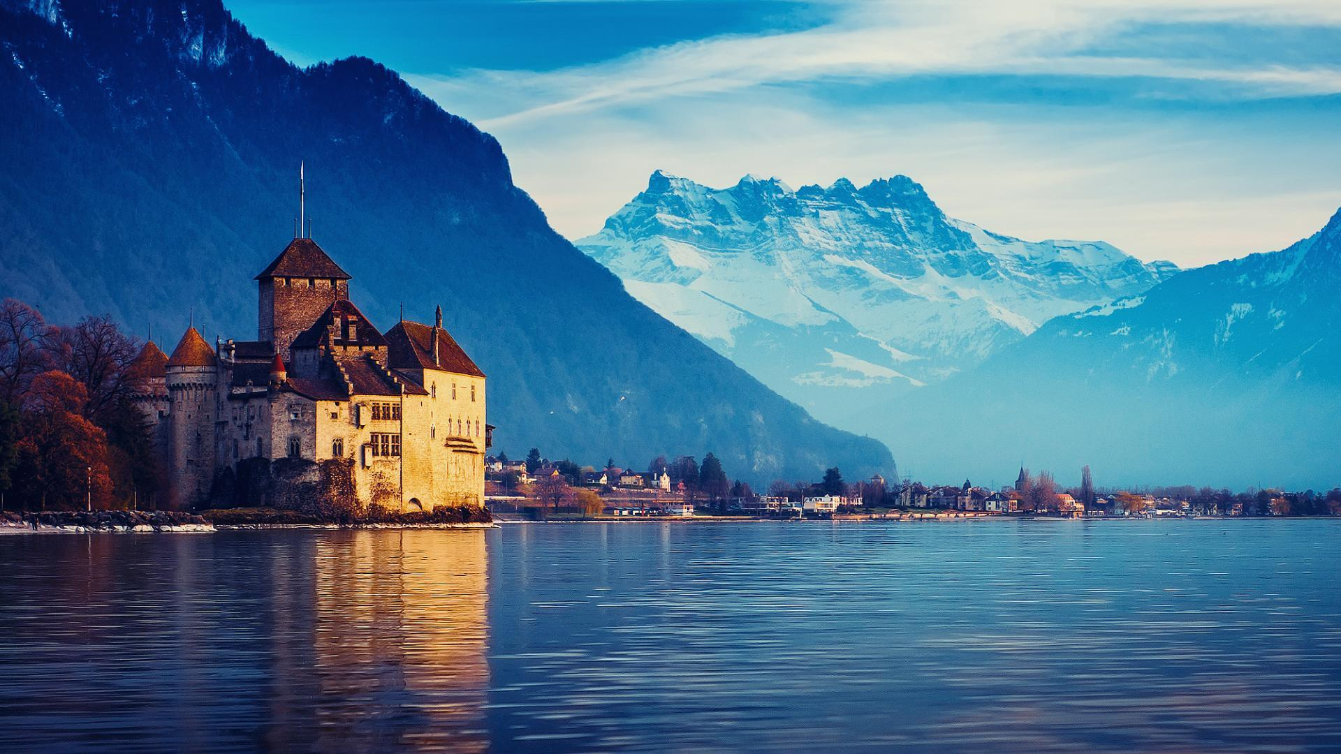 Switzerland Background