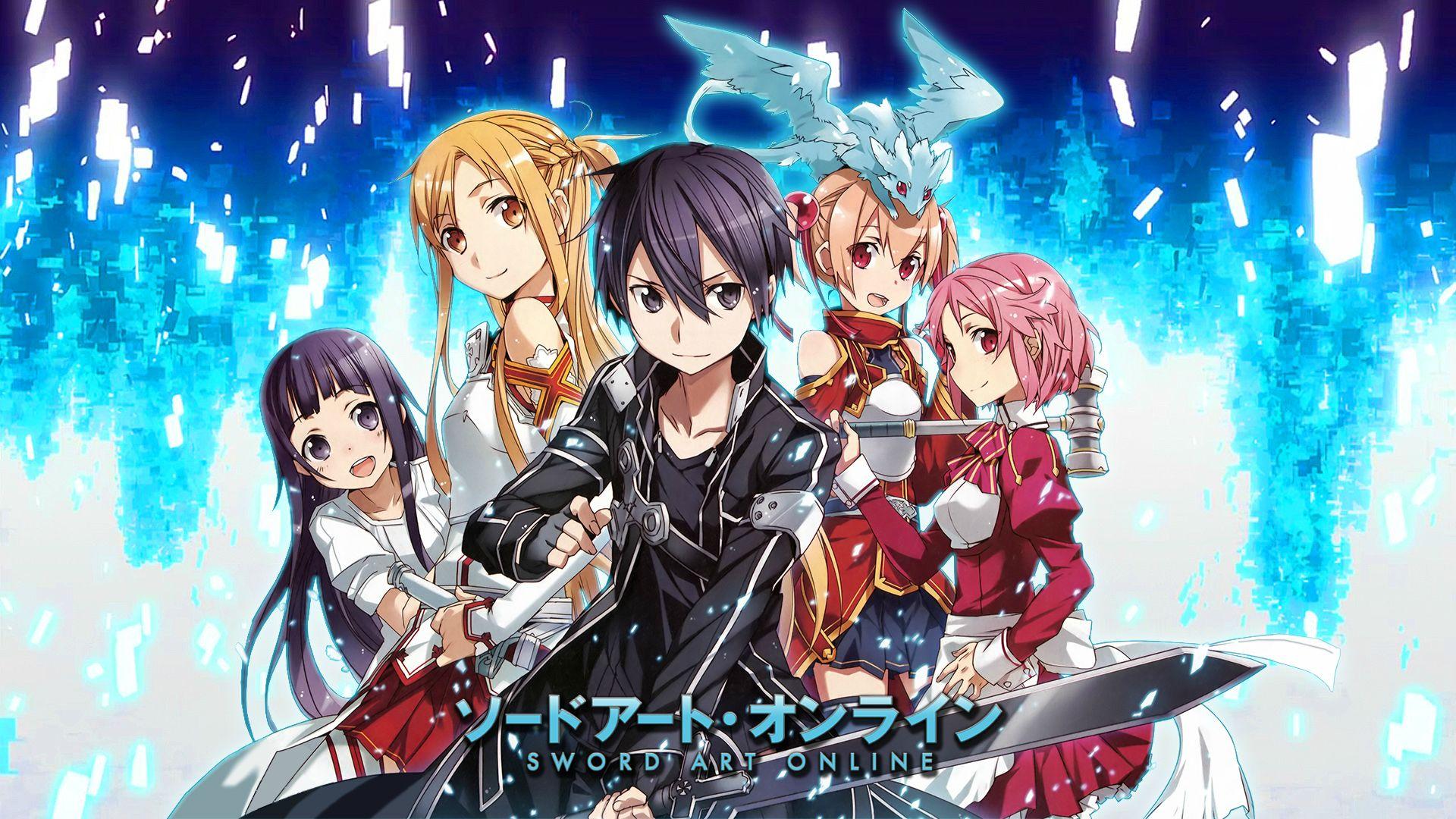 Sword Art Online games coming to Australia! | SBS PopAsia BANDAI NAMCO Entertainment Europe has announced that the Sword Art Online video games will be ...