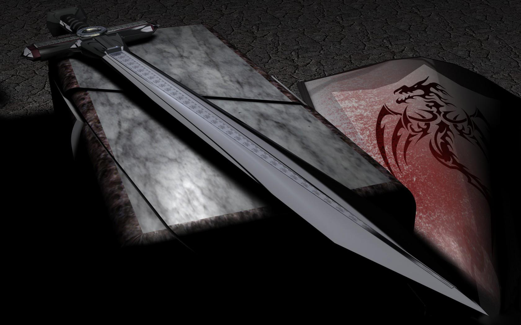 awesome sword high definition wallpaper