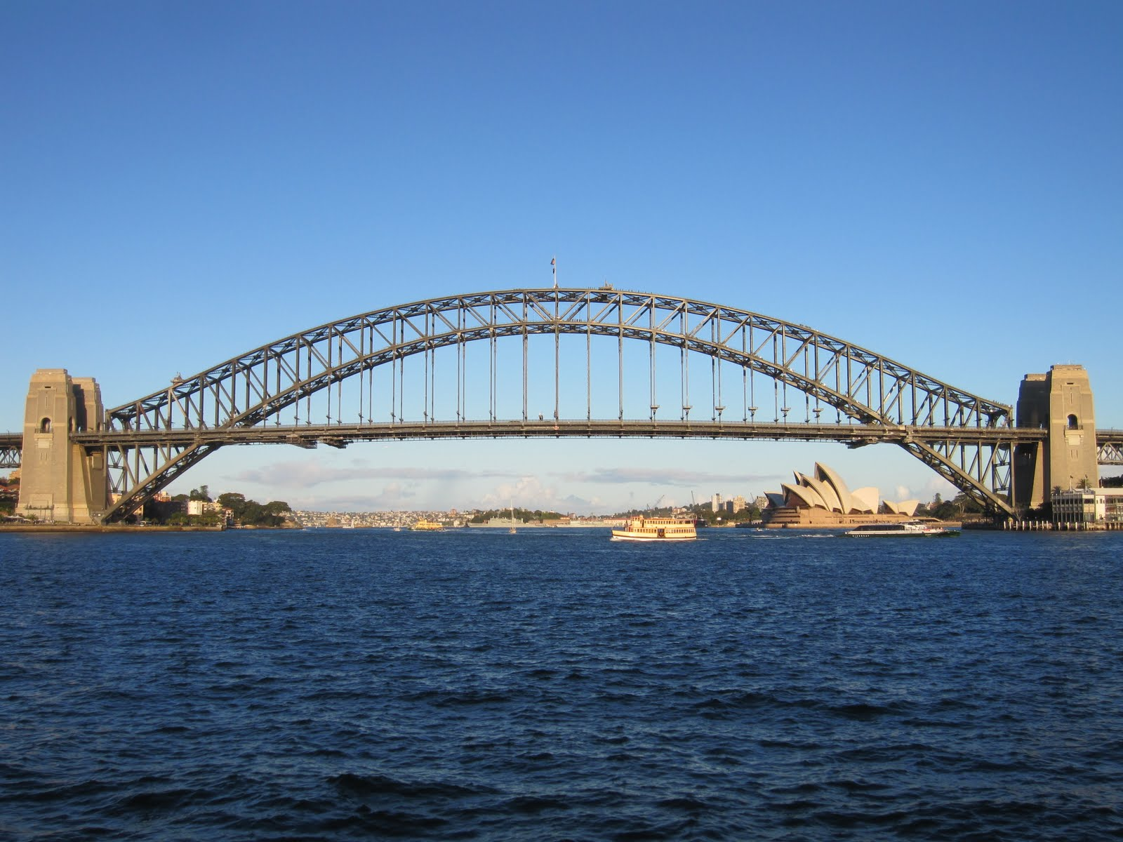 Sydney Bridge Pictures