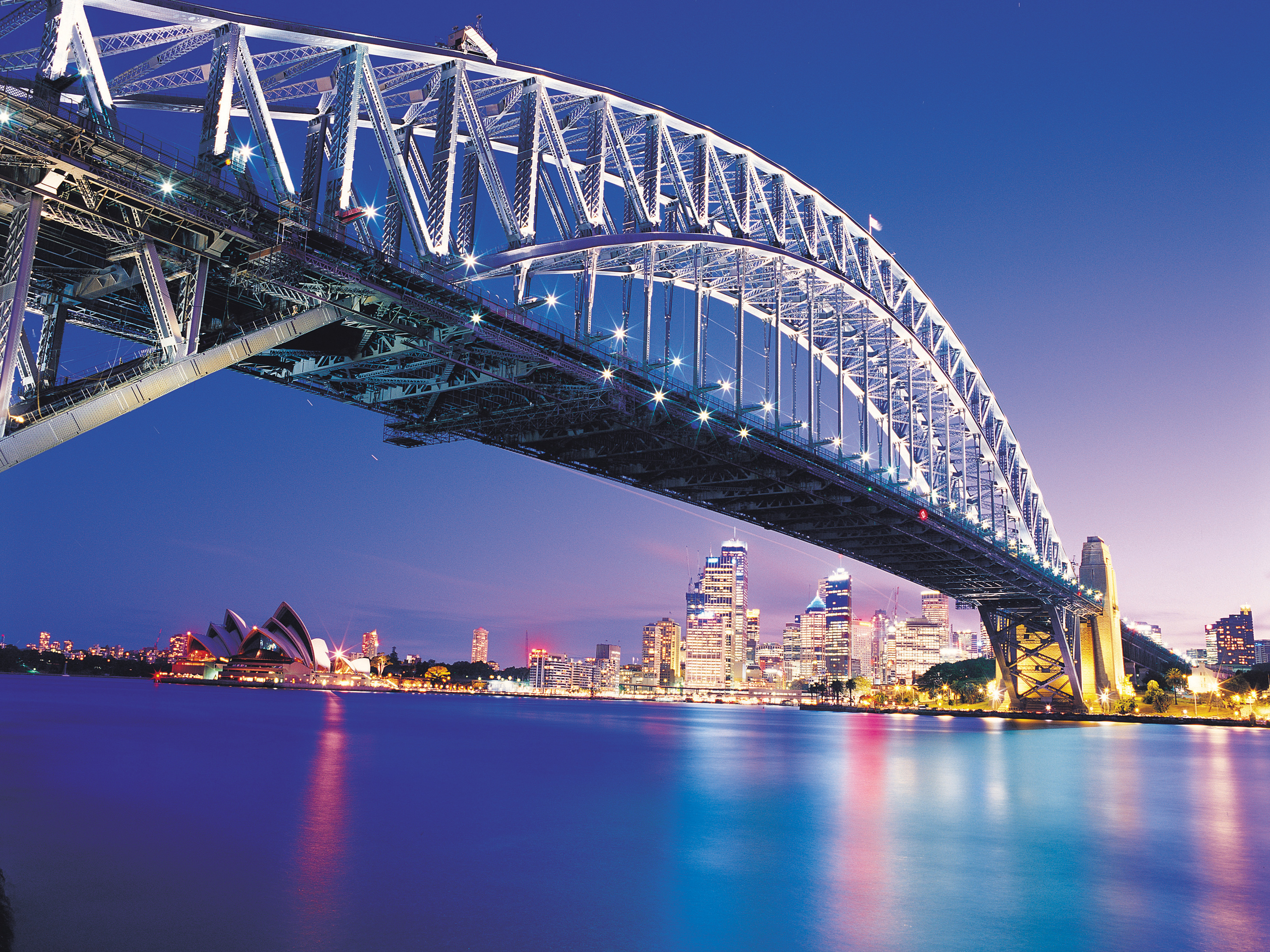 Wallpaper Information: Sydney Bridge 1534