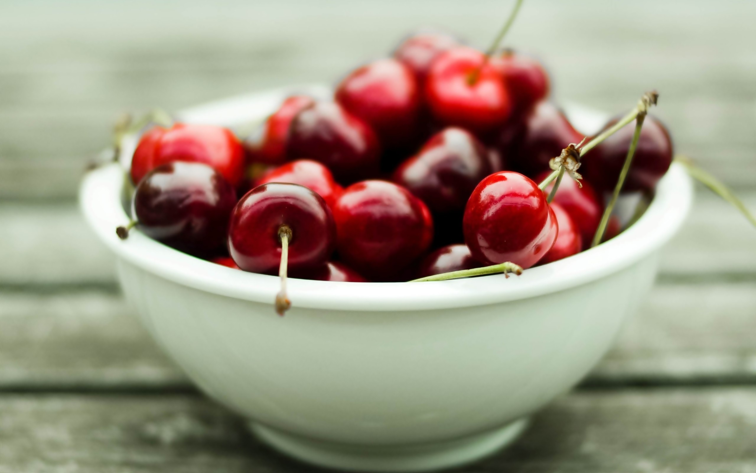Bowl Cherries