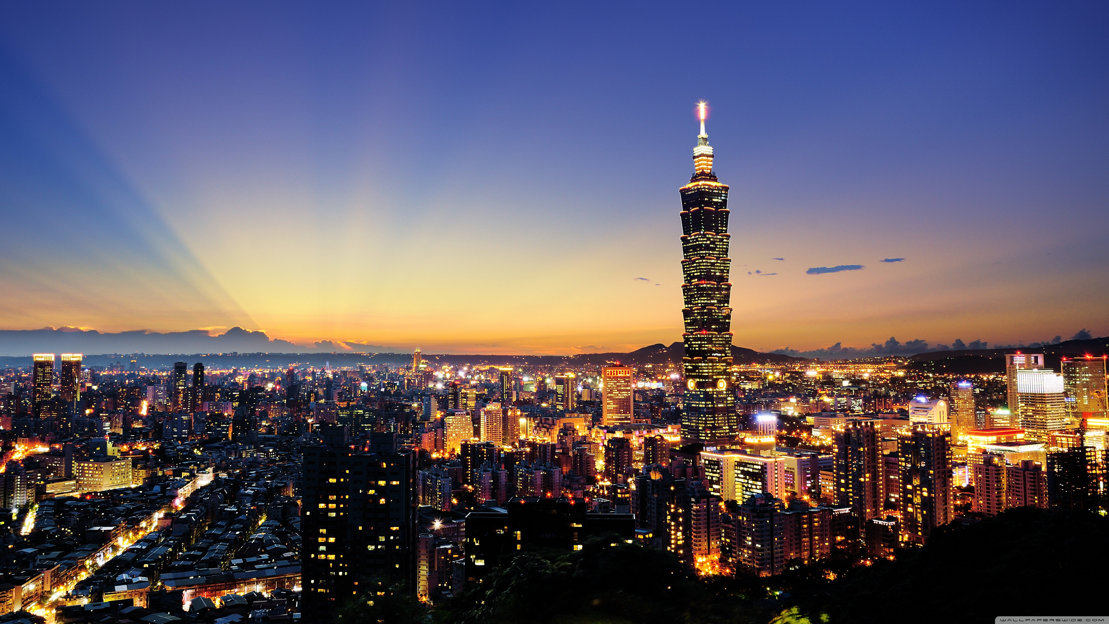Taipei Wallpaper HD
