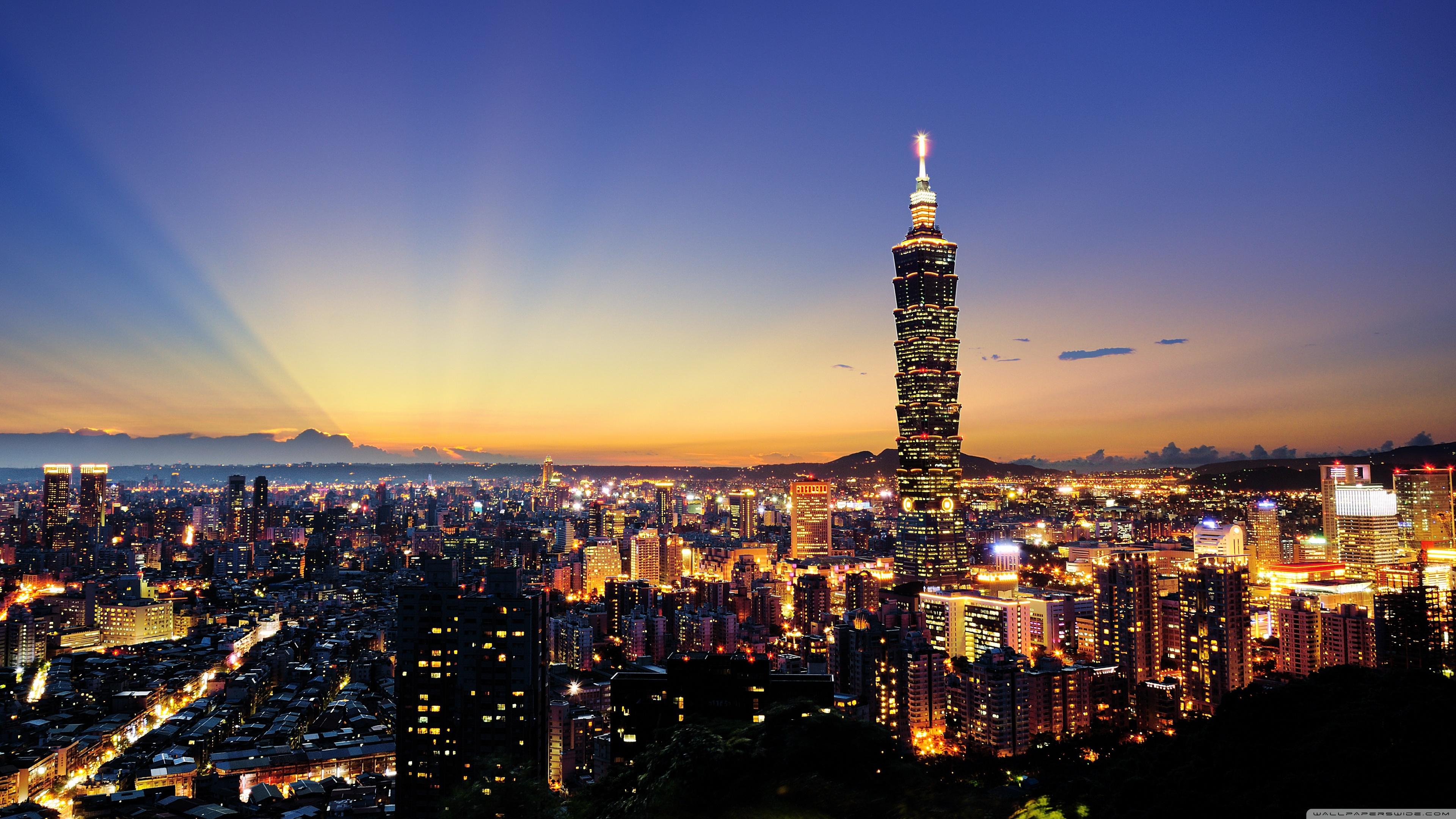 Taipei Wallpaper HD