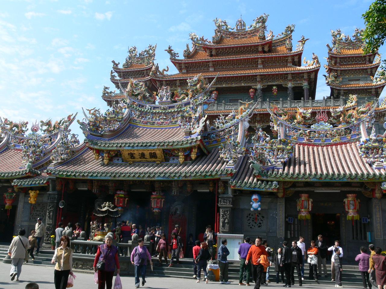 File:GuanDu temple-Taipei-Taiwan-P1010106.JPG