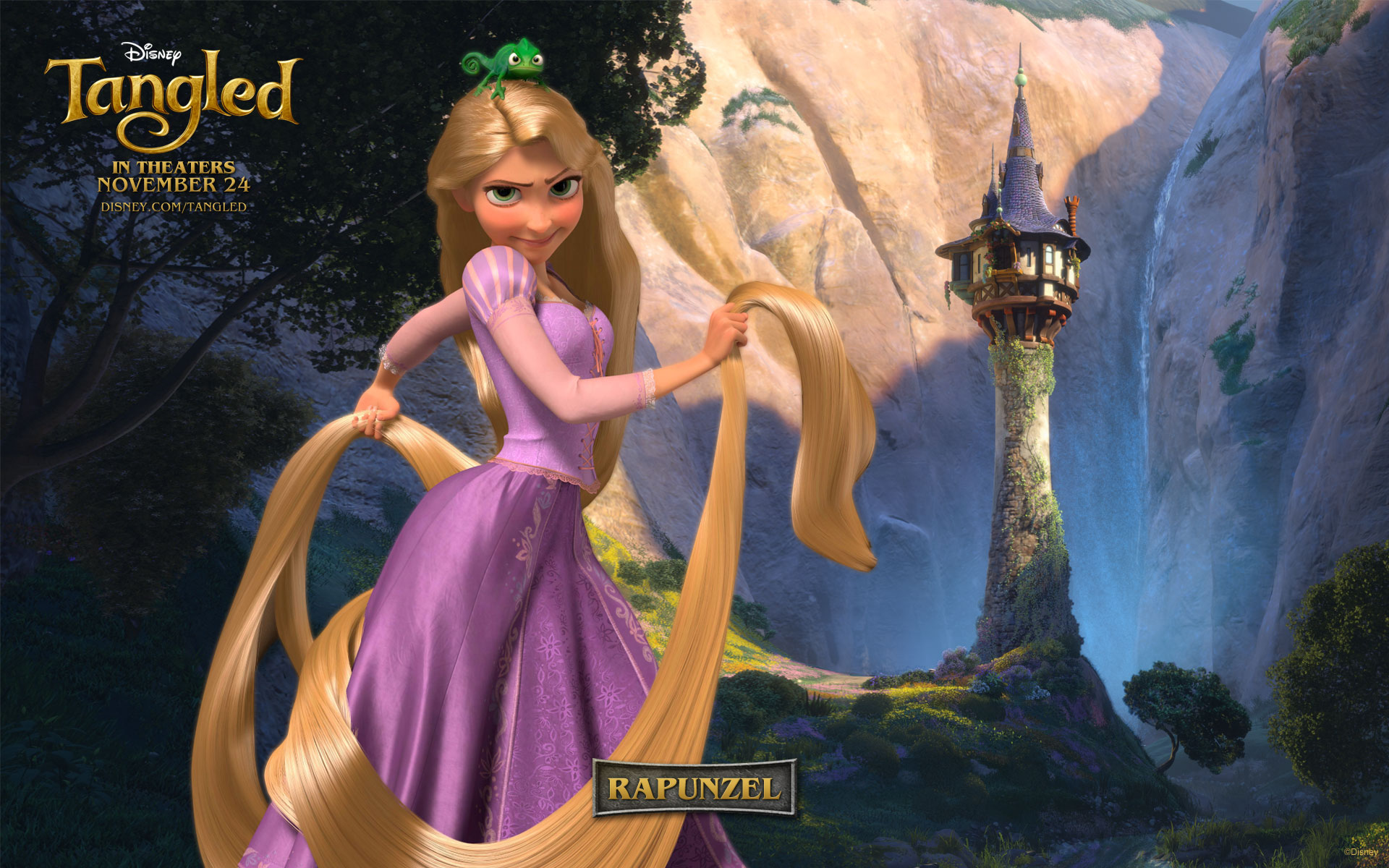 Free Download Image Of Tangled Movie