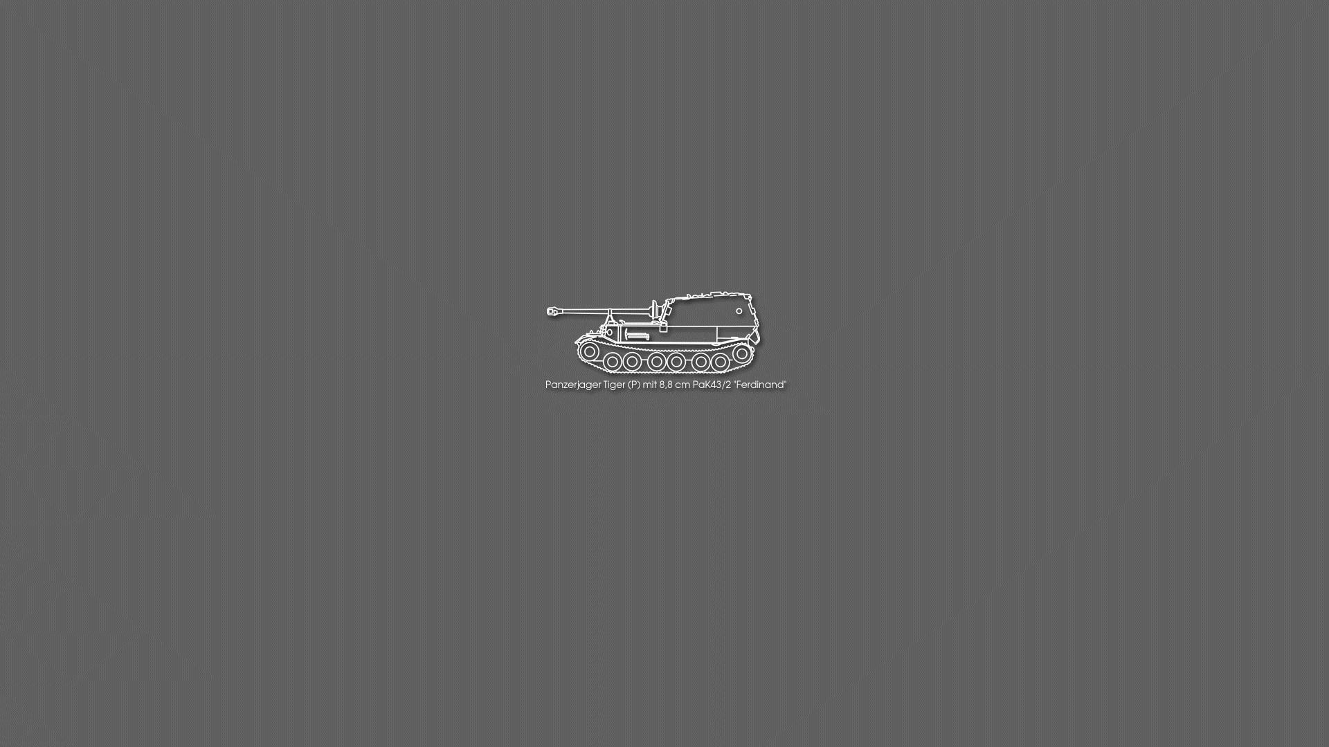 Tank Minimalism
