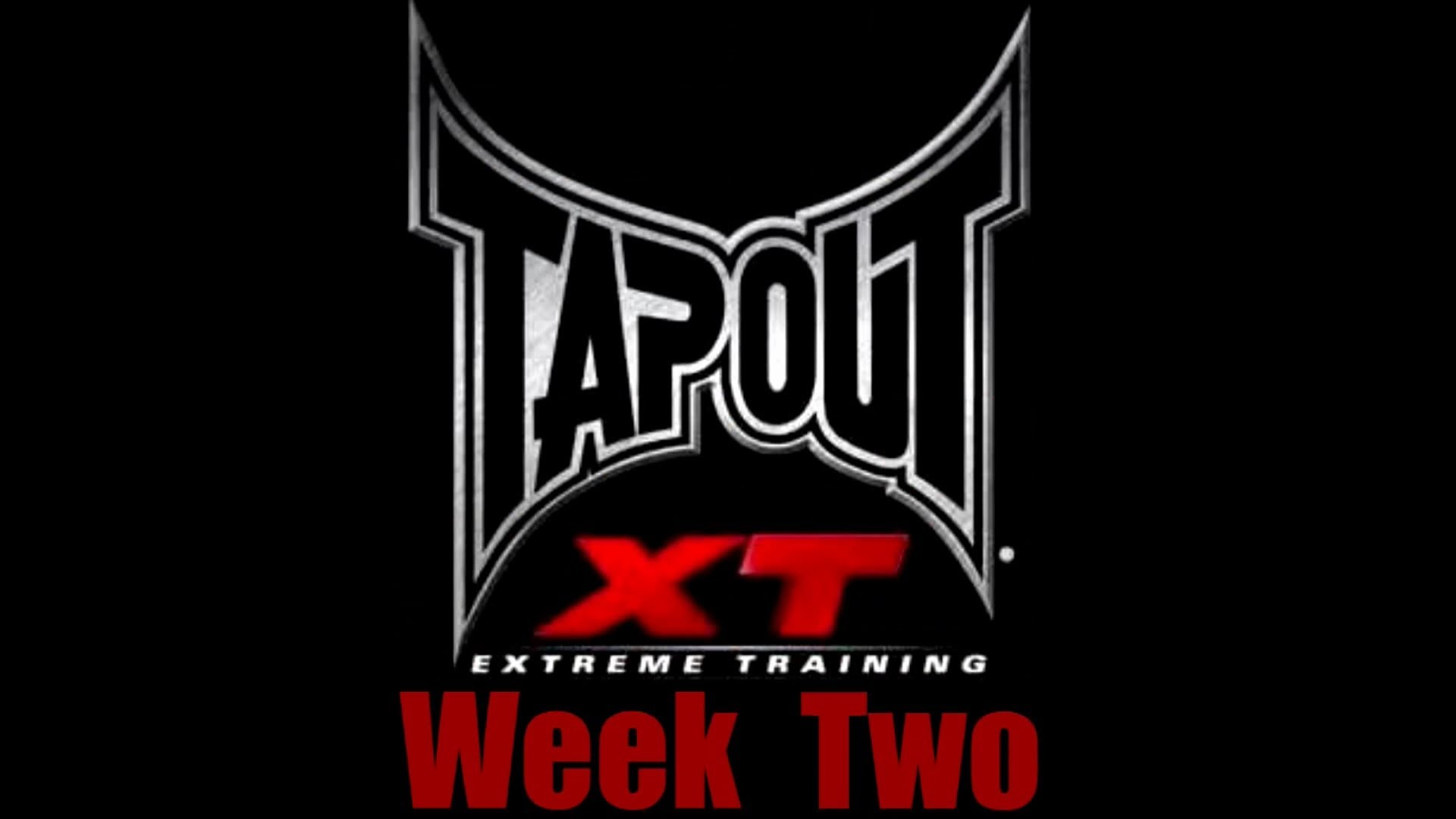 TapOut XT: Week 2 Update