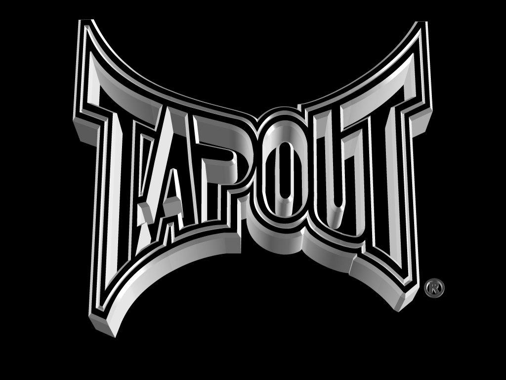 1024x768 Tapout Logo wallpaper