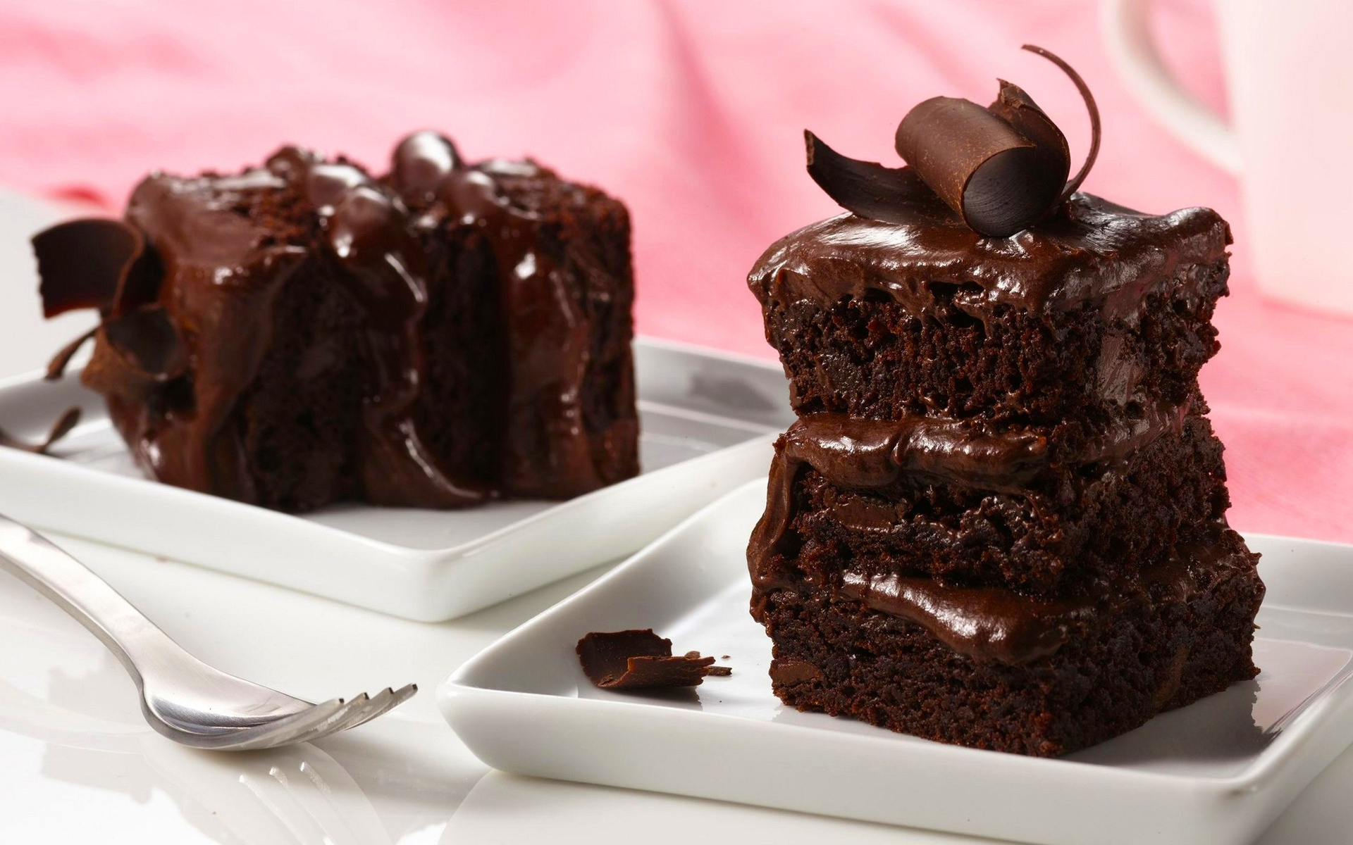 Tasty Chocolate Cake