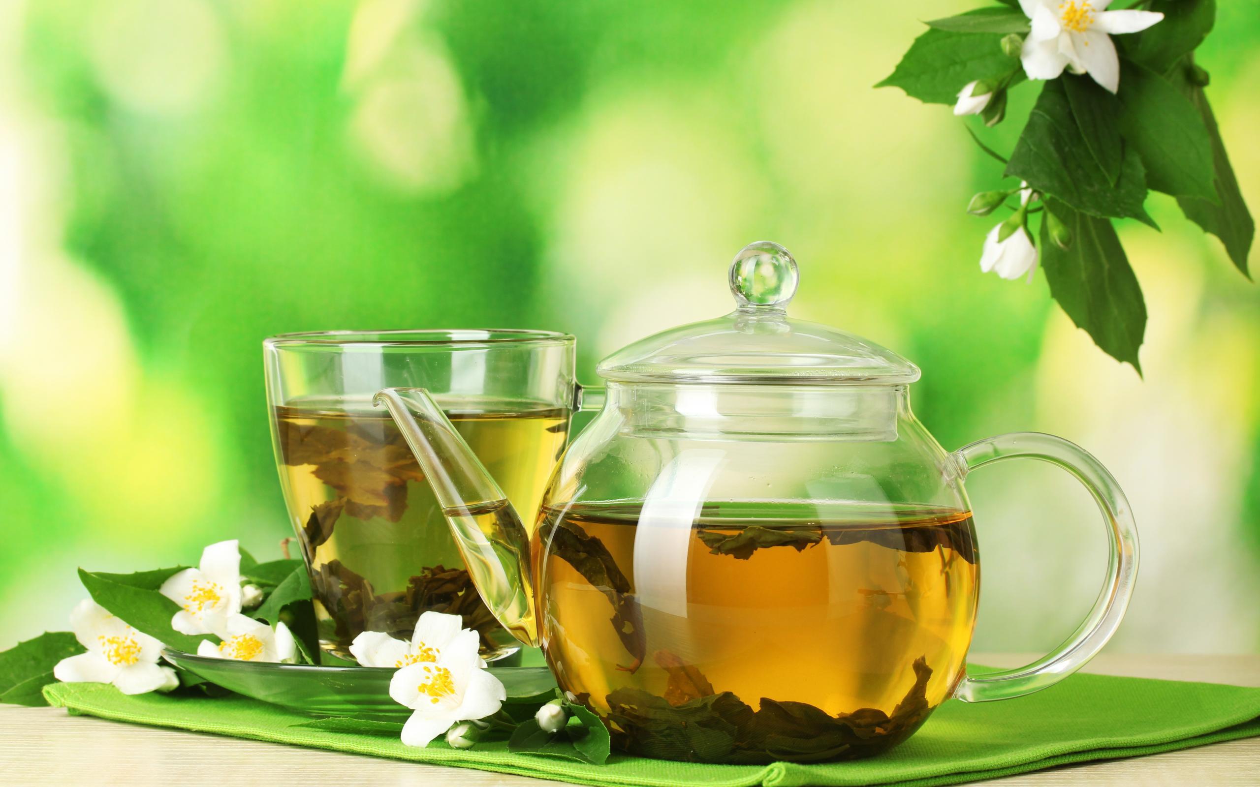 Tea Wallpaper