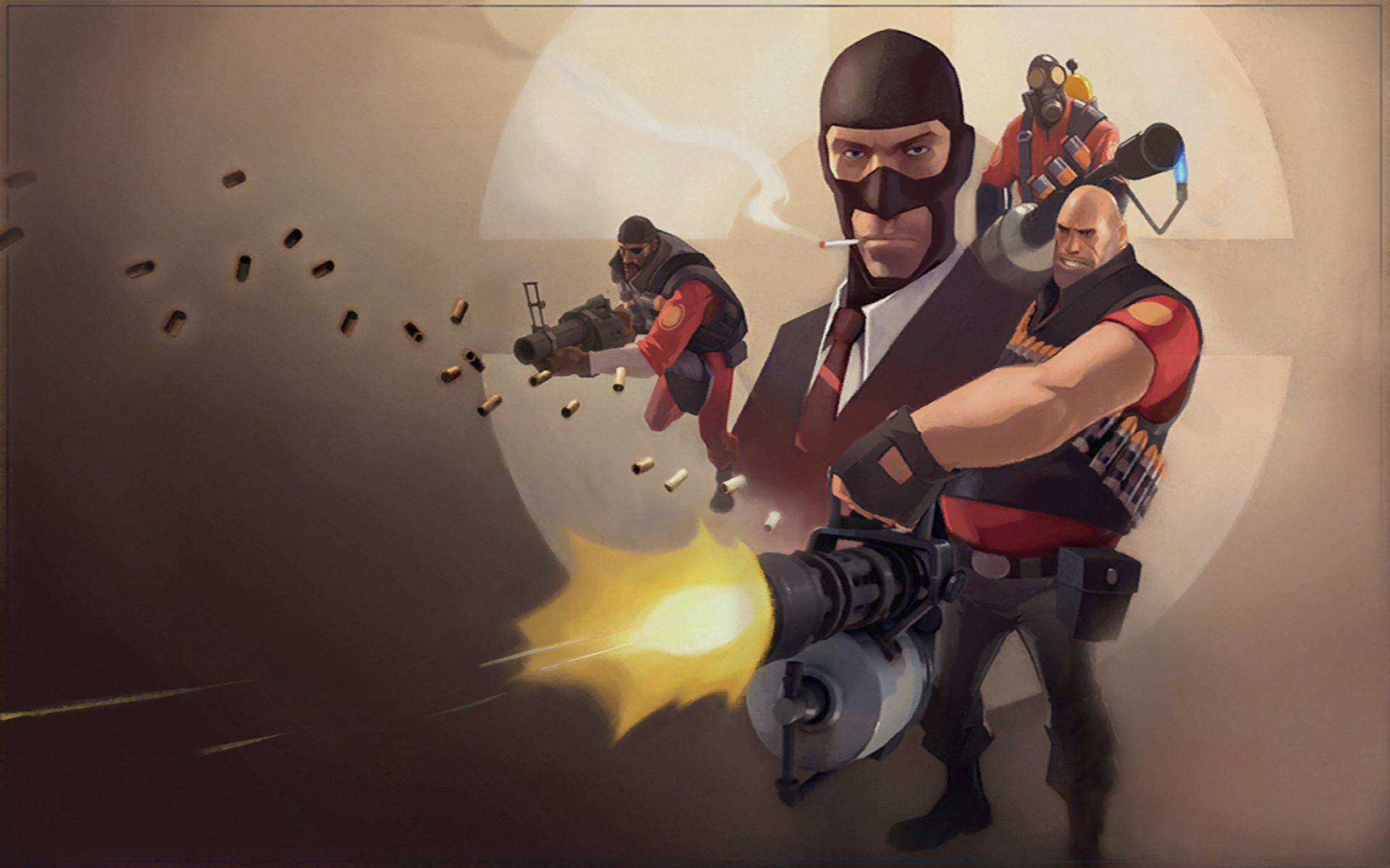 Team Fortress 2 Wallpaper