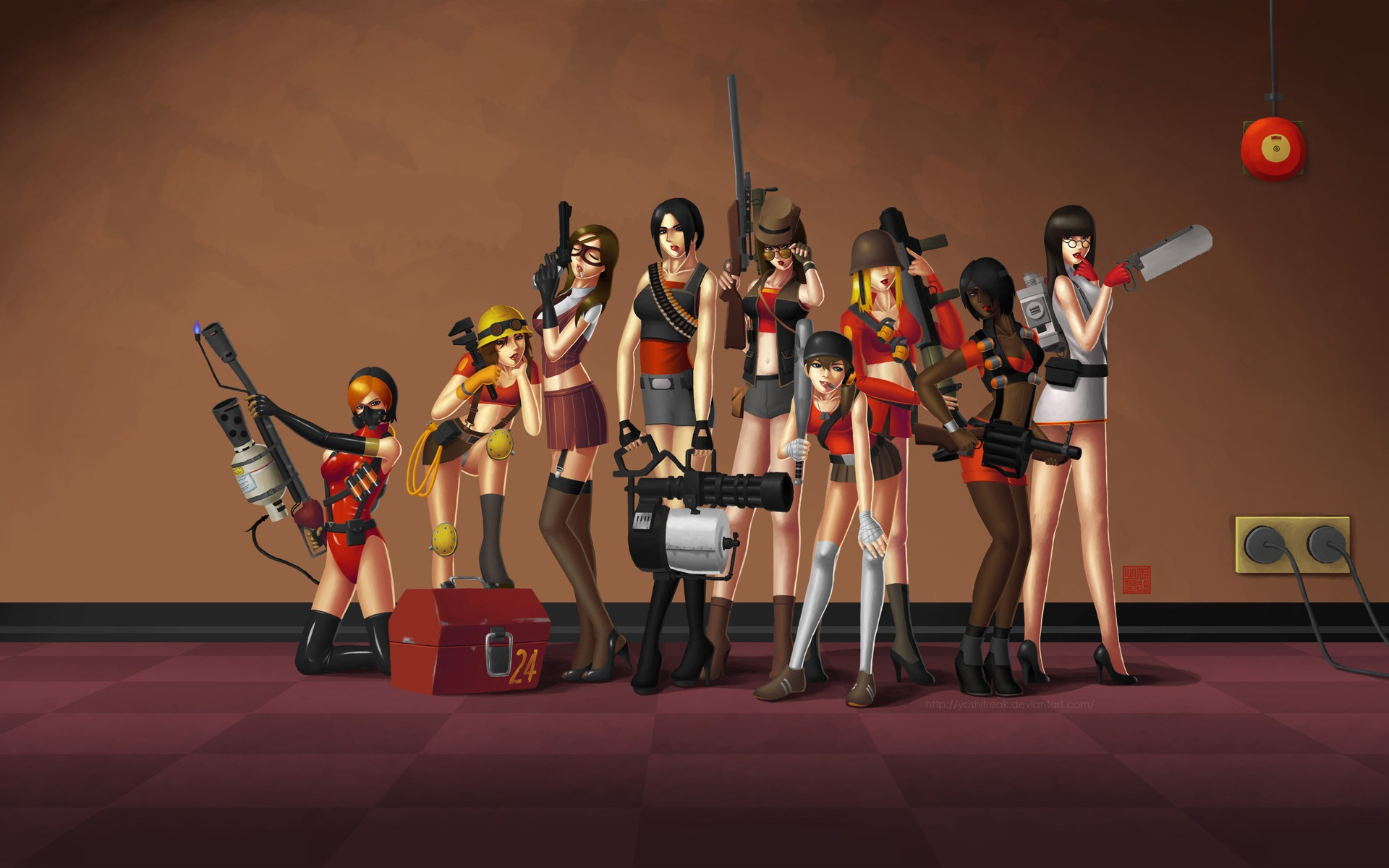 ... Team Fortress 2 · Team Fortress 2 Wallpapers ...