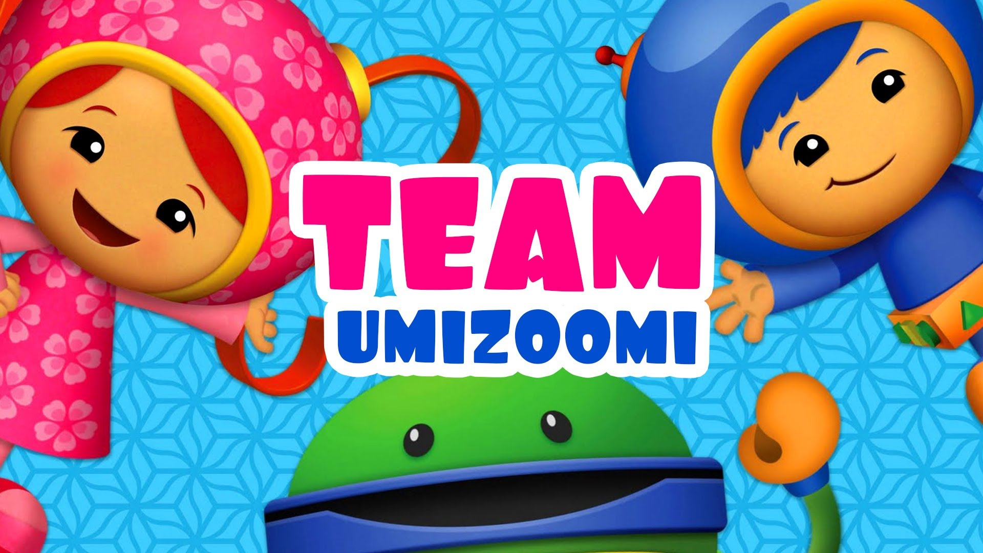 Team Umizoomi Wallpaper