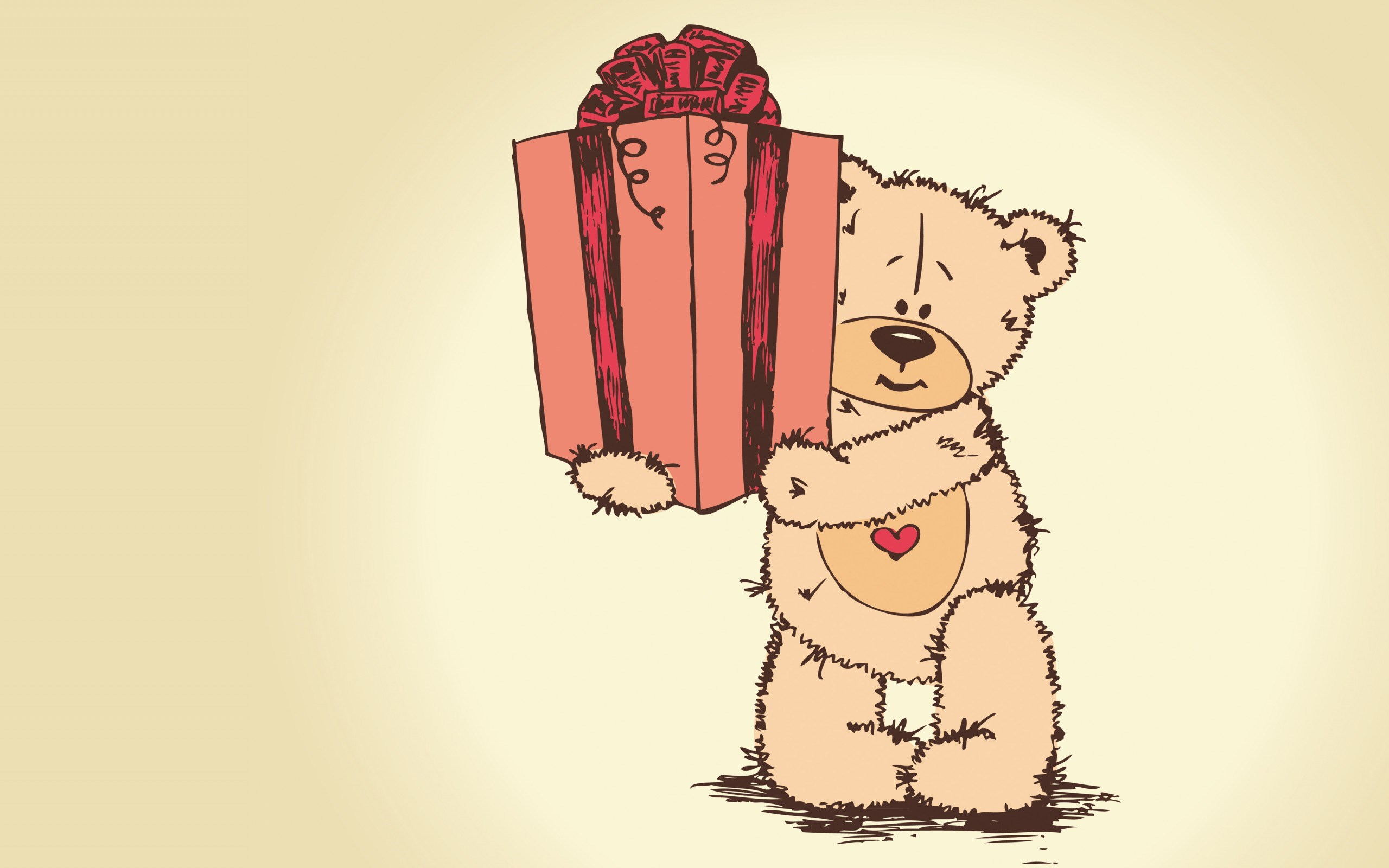 Teddy Bear Gift Art