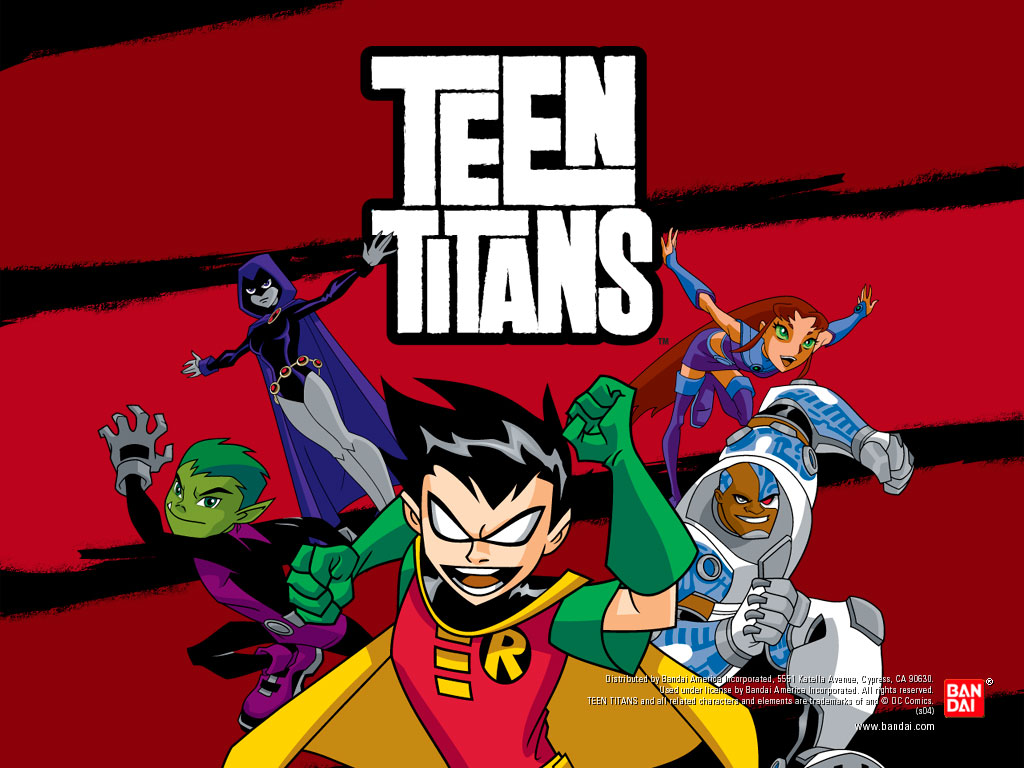 wallpapers teen titans 3