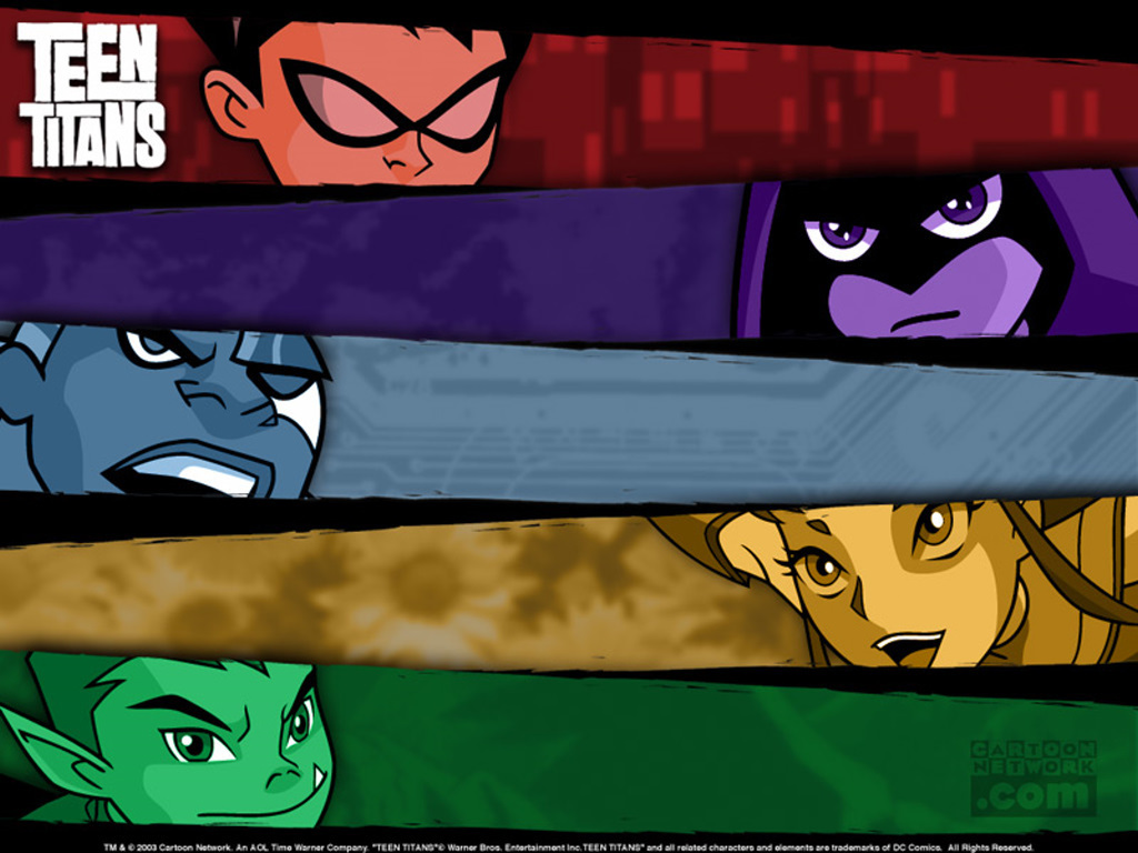 Teen Titans Wallpaper