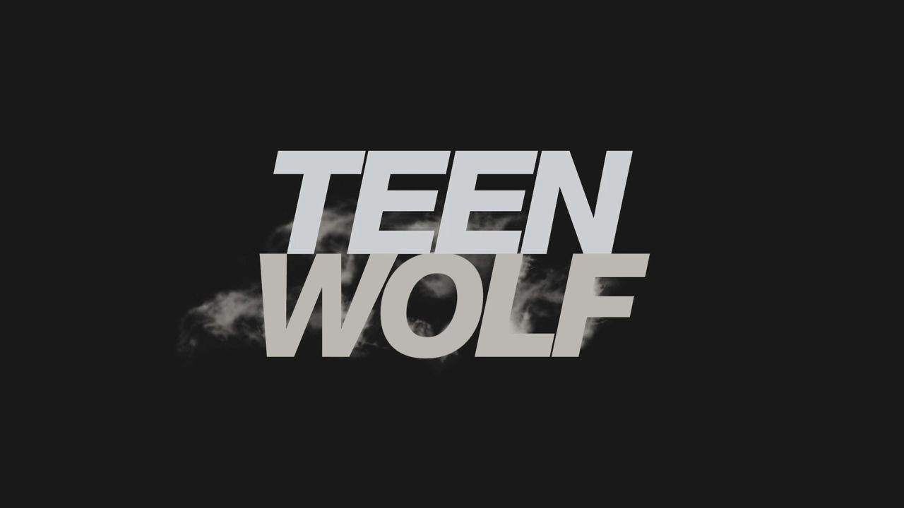 Teen Wolf Logo Wallpaper