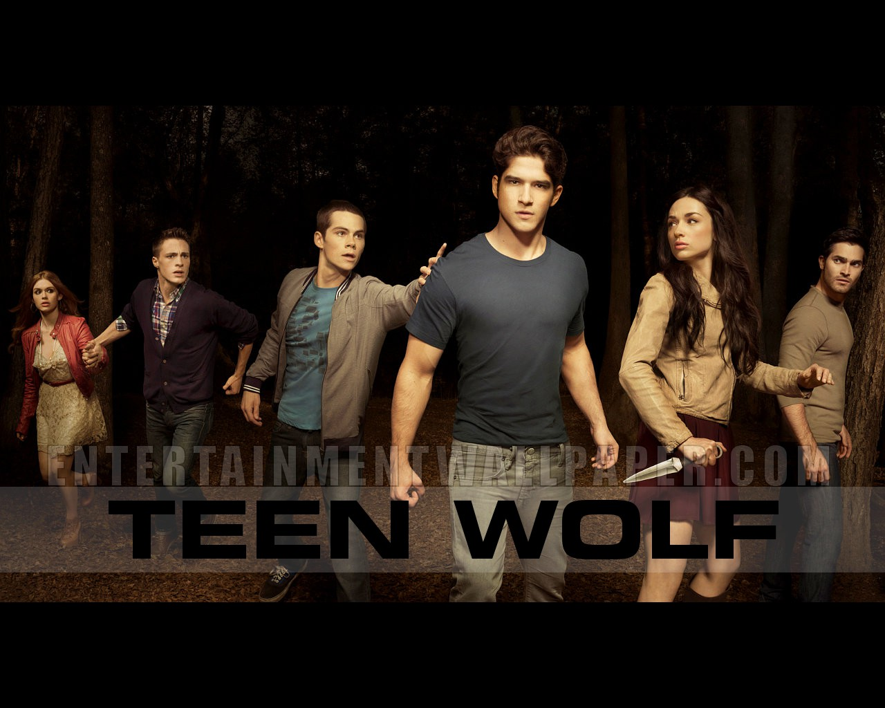 Teen Wolf Wallpaper