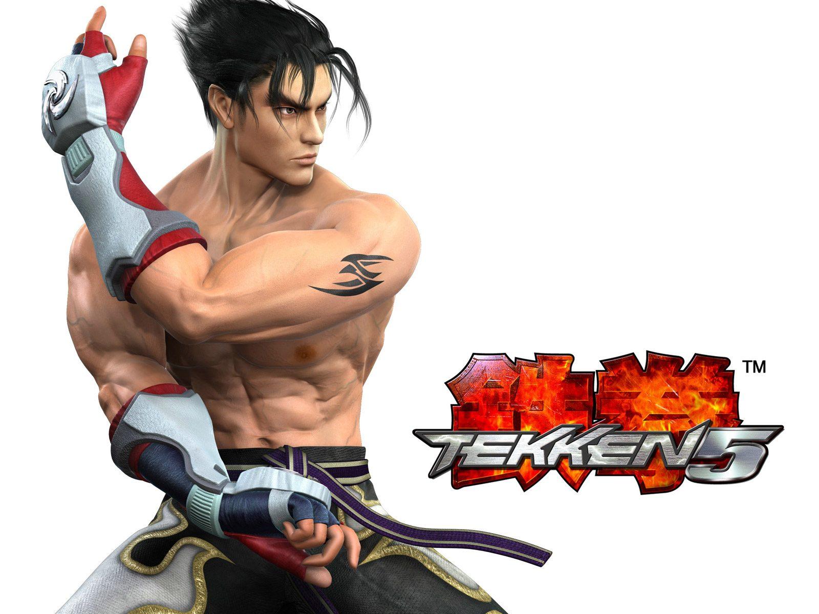 View And Download Tekken 5 Wallpapers ...