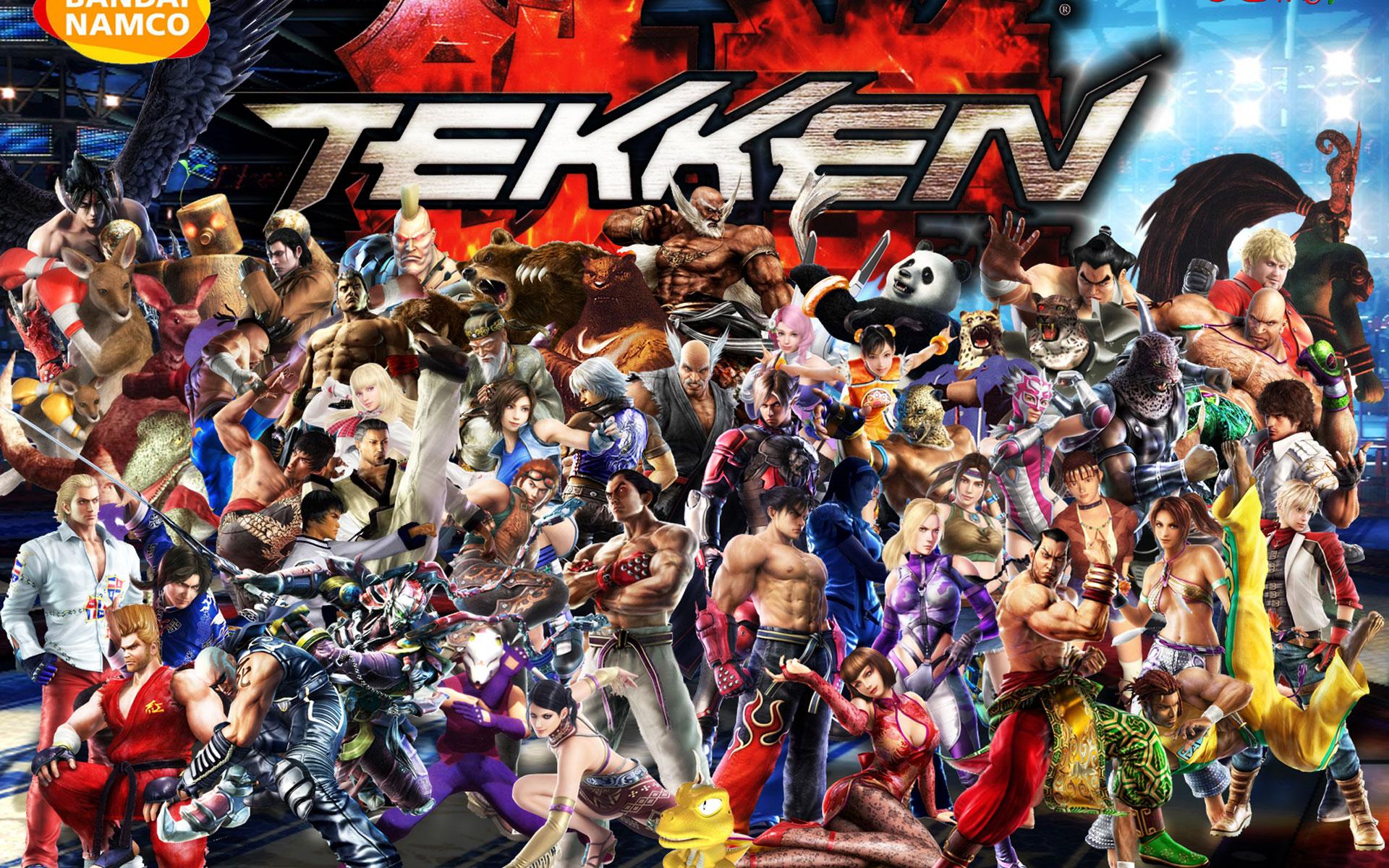 Images for Gt Tekken Wallpaper 1920x1200px