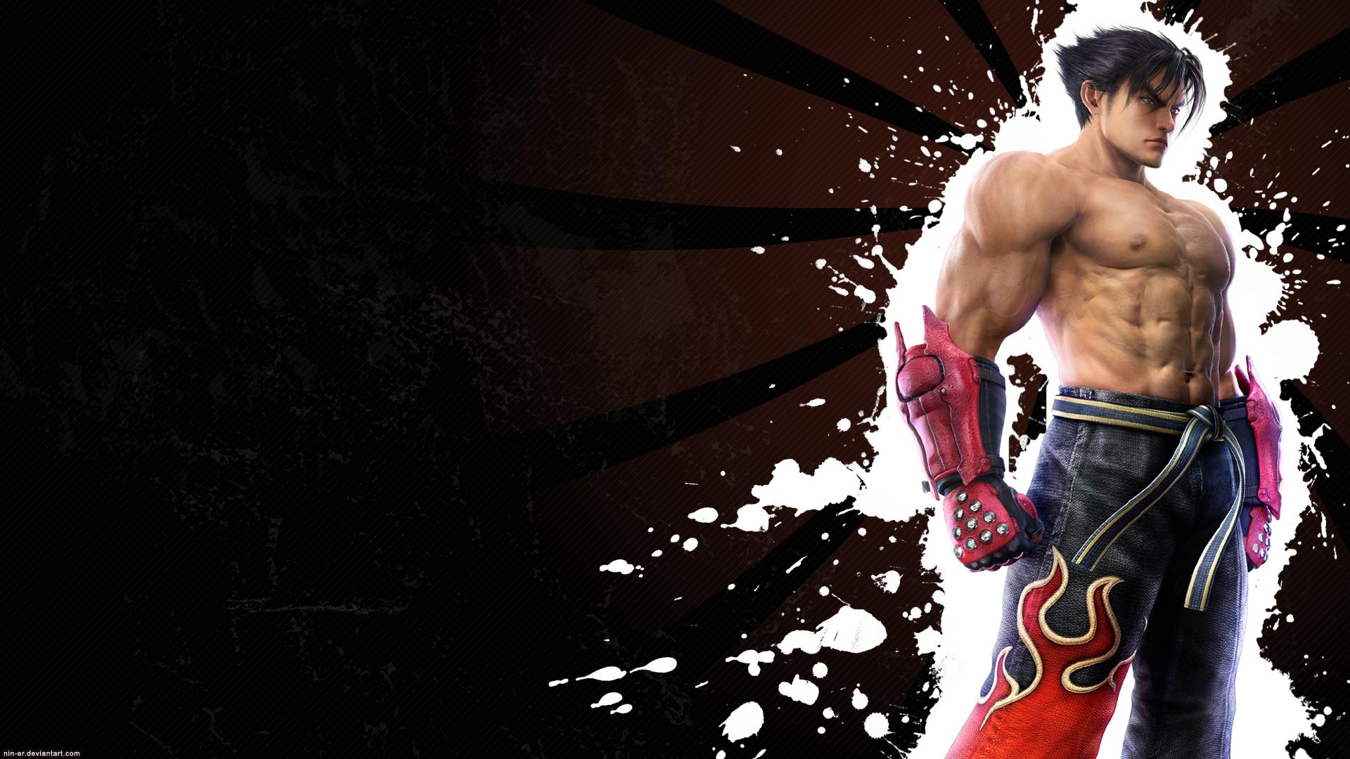 Tekken 6 Wallpaper Jin 1920x1080