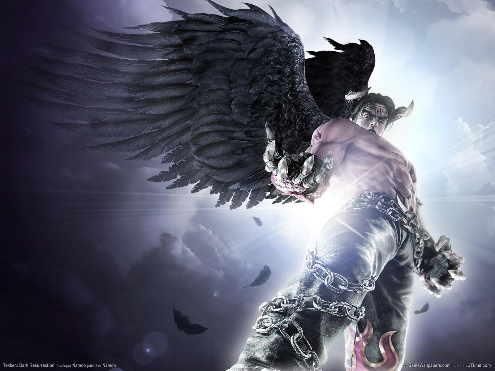 Tekken 7 Wallpaper – 1600 x 1200 pixels – 319 kB
