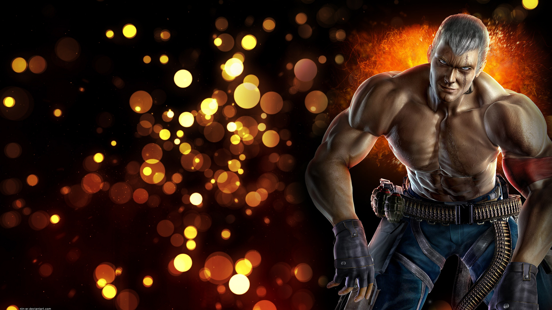 Tekken Wallpaper HD