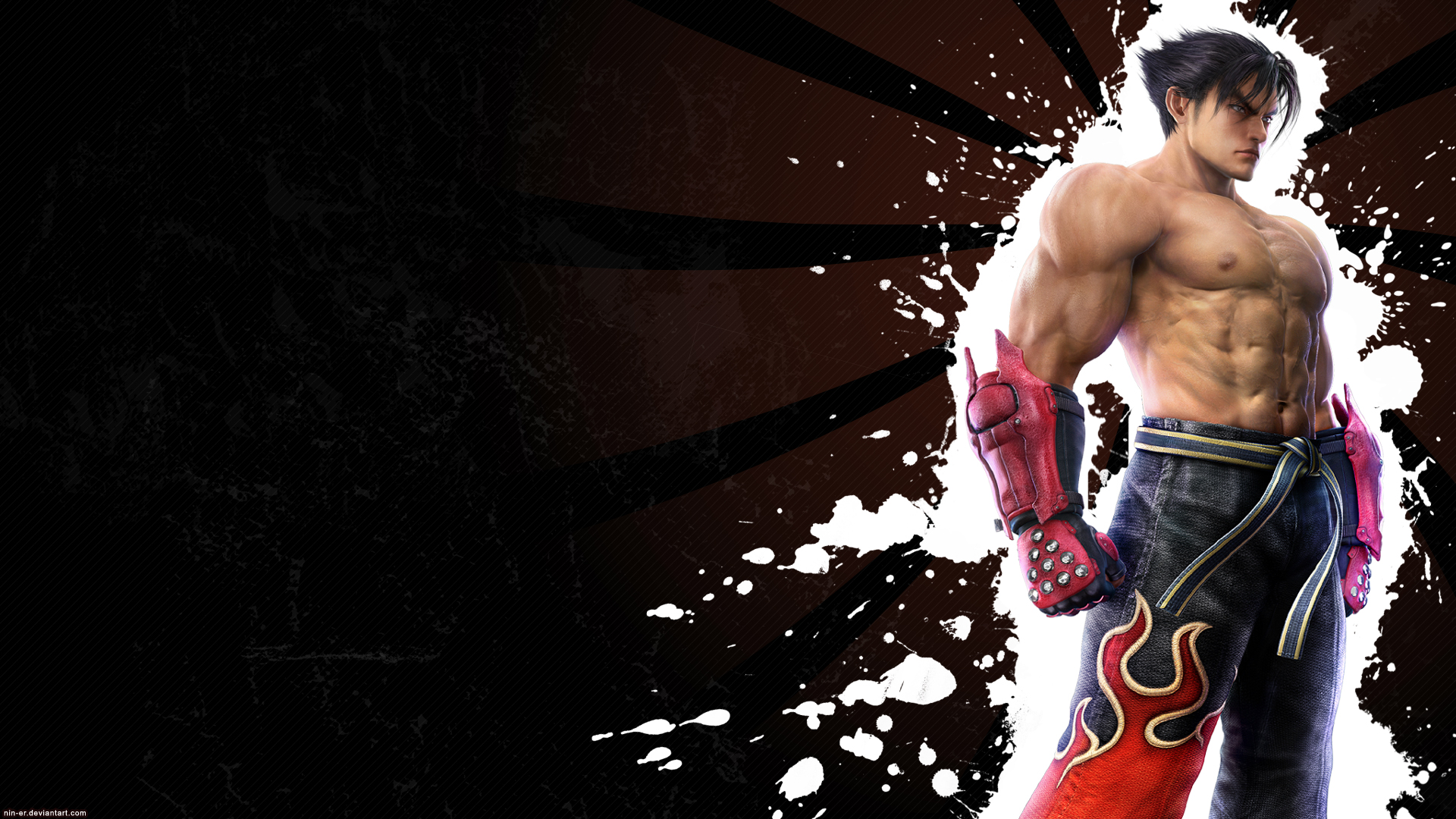 Tekken 6 Wallpaper Jin 1920x1080
