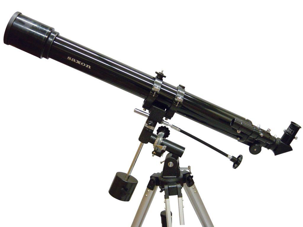 Saxon 709EQ Special Package 70mm Refractor Telescope system