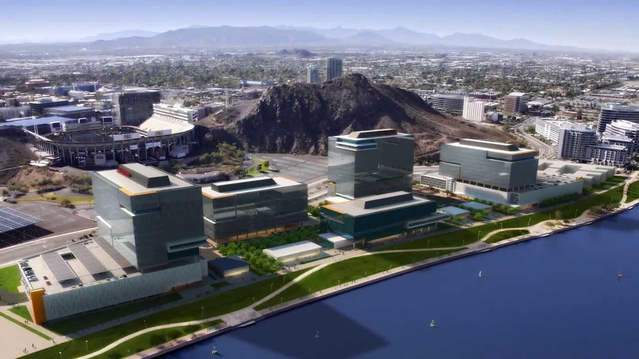 Marina Heights Project - Tempe, Arizona