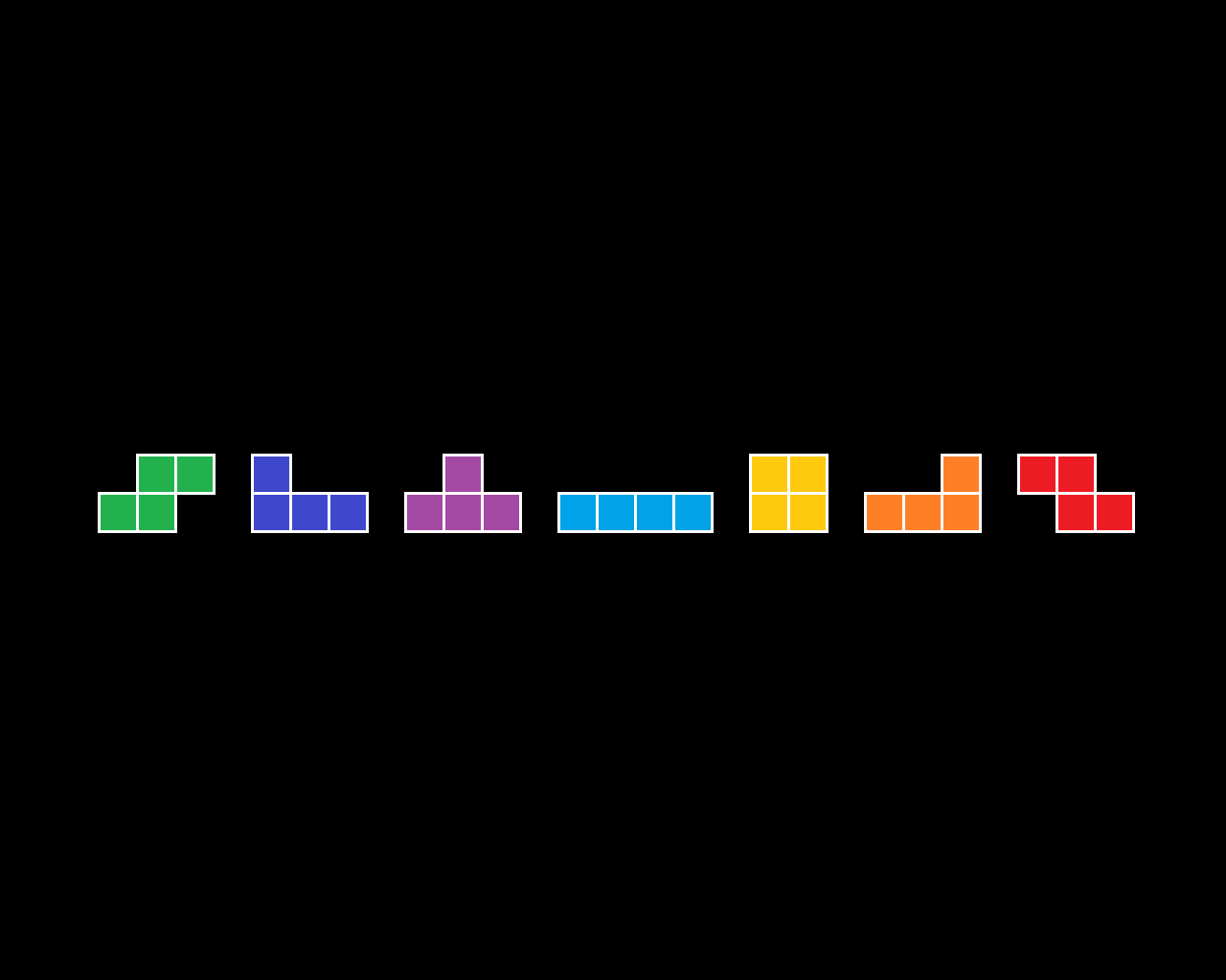 ... Tetris Wallpaper ...