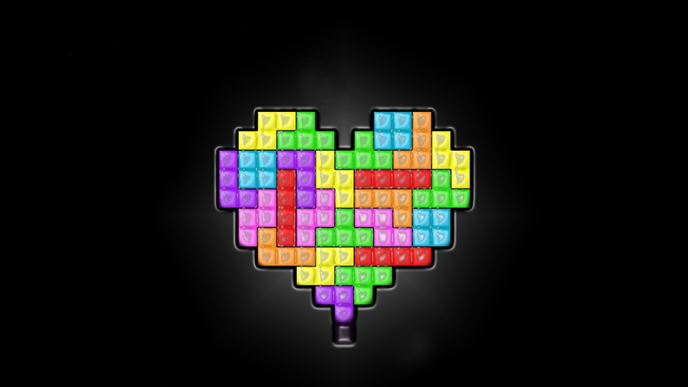 Video Game - Tetris Wallpaper