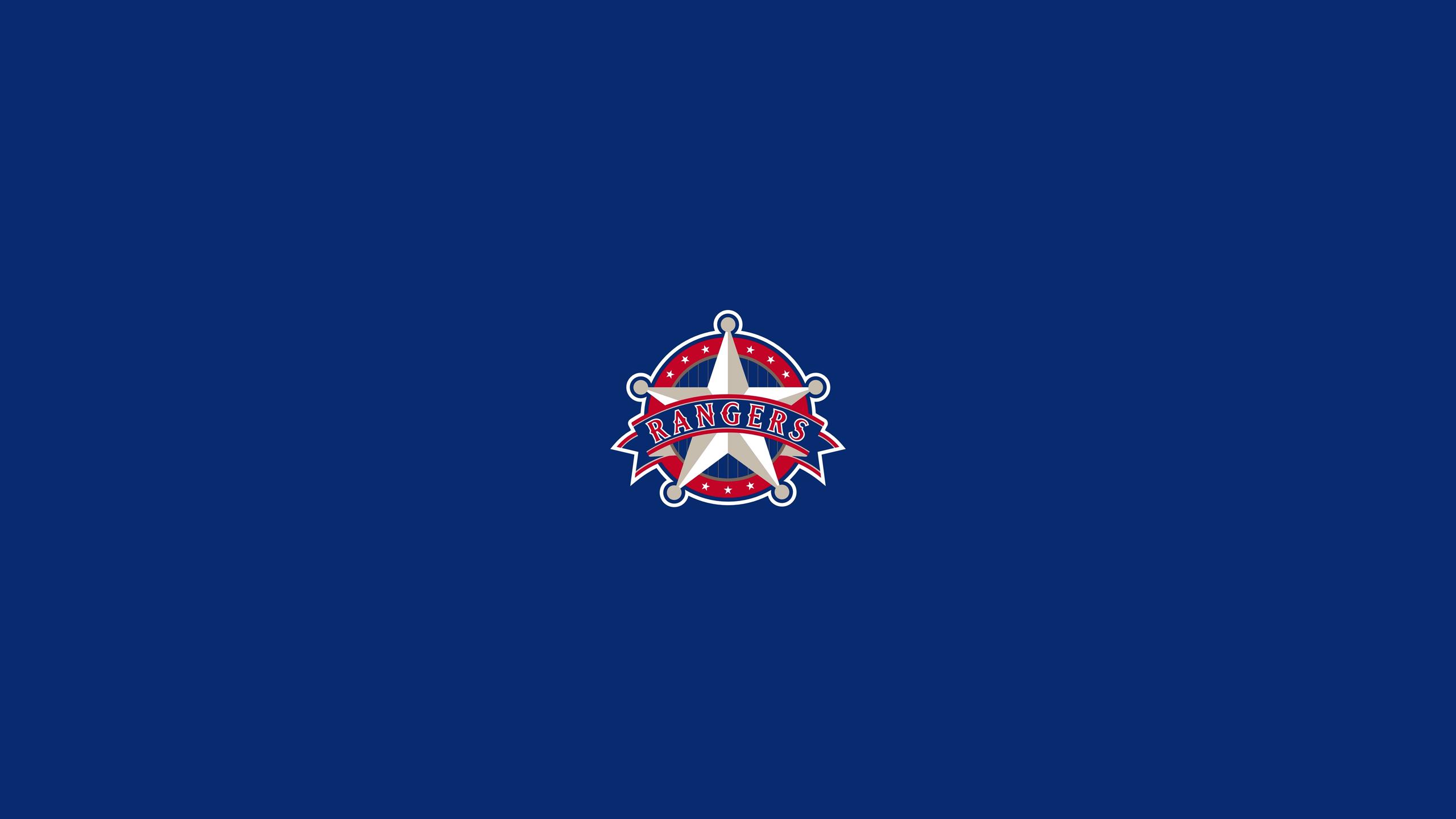 Texas Rangers Wallpaper 13687 2560x1440 px